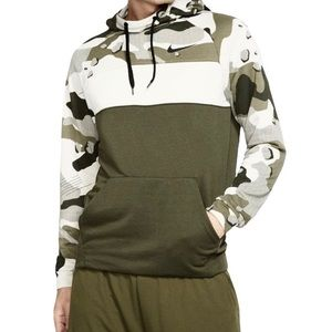 Nike Dri-FIT Hooded Sweatshirt Men's S